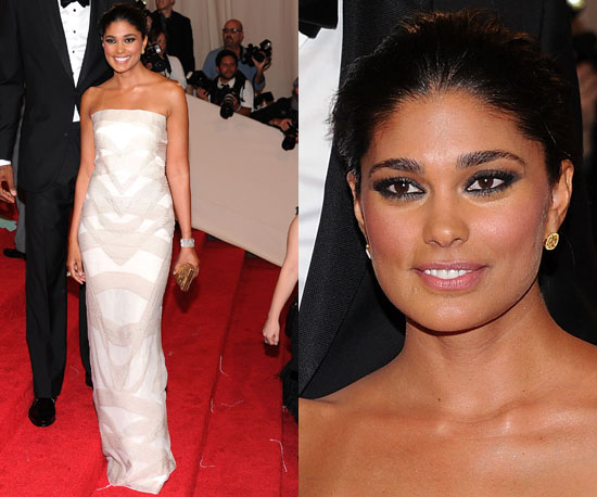 Rachel Roy at the 2011 Met Gala