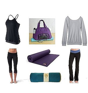 What to Bring to Yoga Class