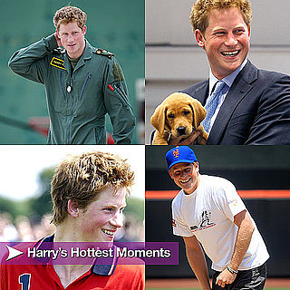 Pictures of Prince Harry Through the Years