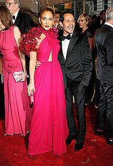 "Jennifer Lopez and Marc Anthony(2011 Met Gala...""Alexander McQueen: Savage Beauty"")"