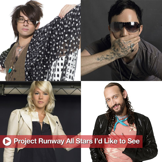 10 Contestants Who Should Appear on Project Runway All Stars