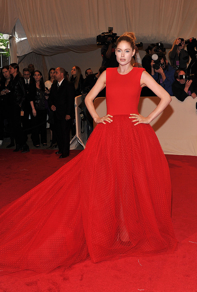 Doutzen Kroes in Giambattista Valli.