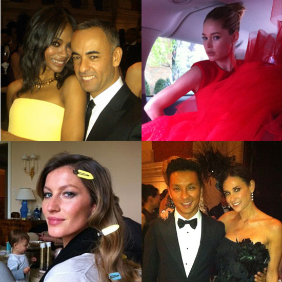 The Best Behind-the-Scenes Met Gala Moments From Twitter