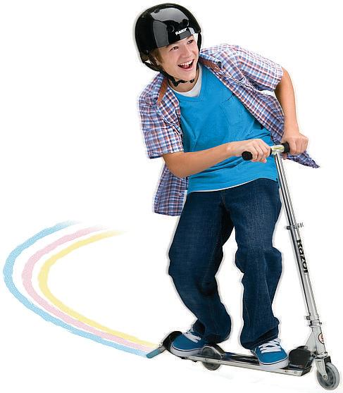 Razor Graffiti Chalk Scooter ($70)