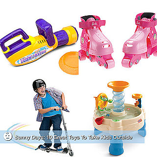 Outdoor Toys For Summer Fun