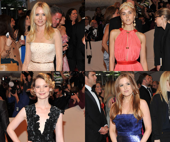 Aussie Actresses Make Their Mark at the Met Gala