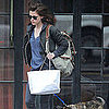 Pictures of Kristen Stewart With Rob&#039;s Dog Bear
