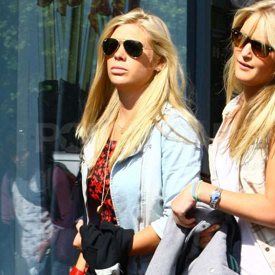 Prince Harry's PDA Partner Chelsy Davy Goes Casual Post-Royal Wedding