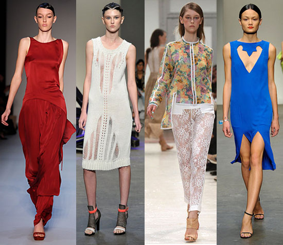 The Best Looks From Rosemount Australian Fashion Week Spring 2011