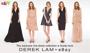 Enter to Win a $500 eBay Gift Card & Shop Derek Lam + eBay Dresses!
