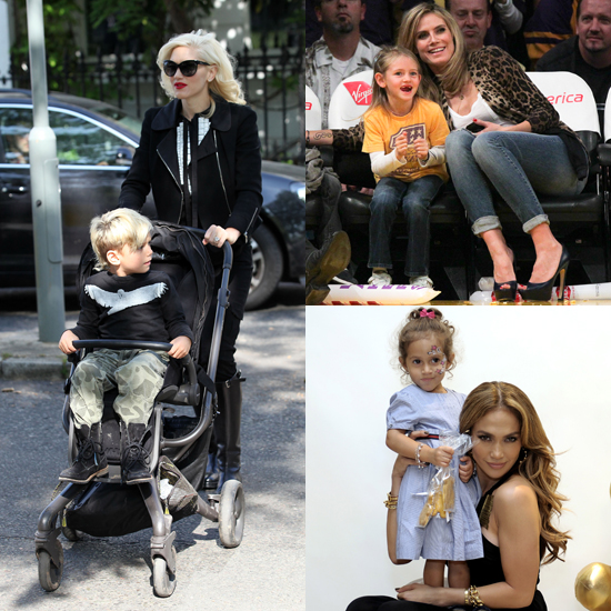Pictures of Celebrity Fashion Style from Angelina Jolie, Rachel Zoe ...