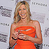 Pictures of Jennifer Aniston Perfume Signing