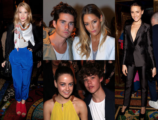 See the Front Row Action From Yesterday's Shows at RAFW