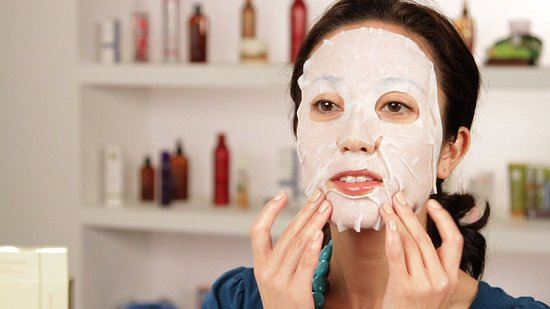 Try Cloth Face Masks For Clearer, More Vibrant Skin