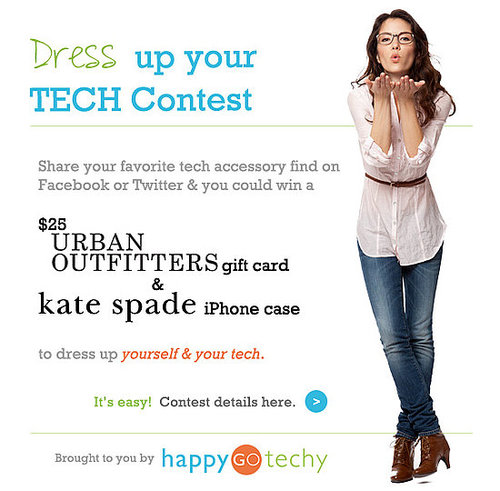 A Contest to Win a Pretty & Pink iPhone 4 Case
