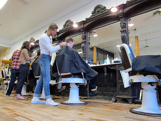 F.S.C. Barber Opens in San Francisco
