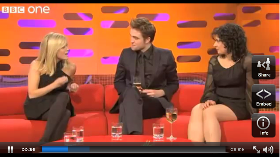 "Video: Robert Pattinson and Reese Witherspoon Settle the ""Elephant Fart Story"" Debate!"