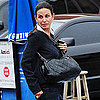Pictures of Courteney Cox in Brentwood
