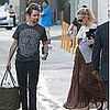 Kate Hudson Pregnant Pictures With Matthew Bellamy