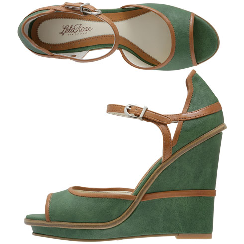Affordable Summer Wedges