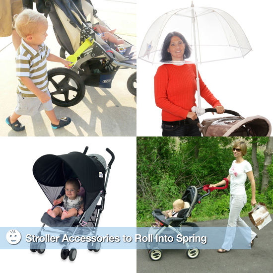 Stroller Accessories to Roll Into Spring