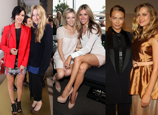 2011 RAFW: All of Your Favourite Front Row Celebs!