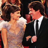 Penelope Cruz and Rob Marshall