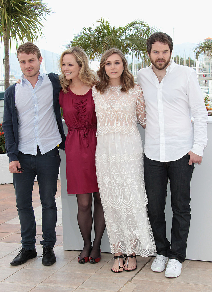 Elizabeth Olsen at the Cannes Film Festival