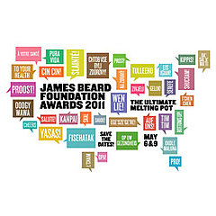 2011 James Beard Award Winners