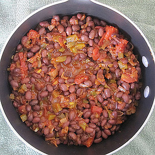 Easy Black Beans Recipe