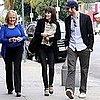 Adam Brody and Lorene Scafaria Grab Drinks on Mother&#039;s Day