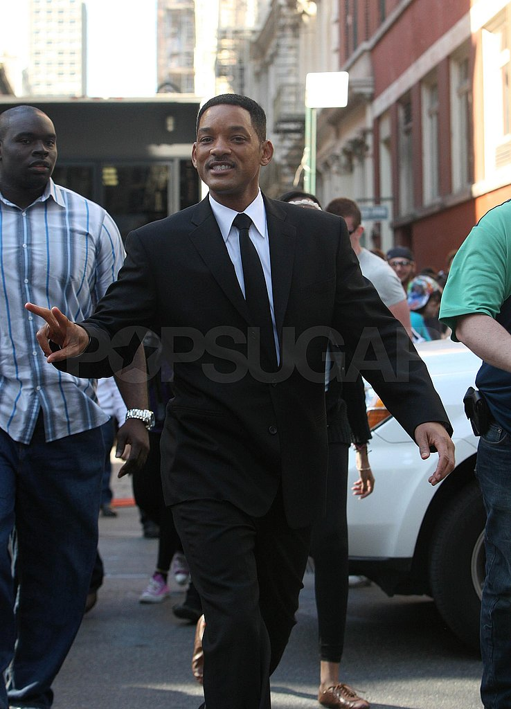 Will Smith Is a Man in Black Eyeing Tarantino's Western