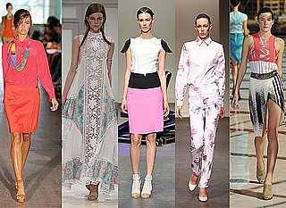 Top Five Fashion Week Shows from Rosemont Australian Fashion Week 2011: Zimmermann, Dion Lee, Magdalena Velevska and more!