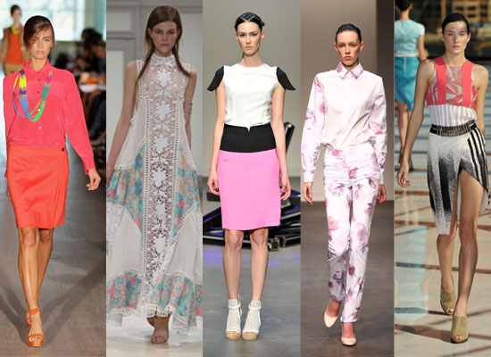 2011 RAFW: Fab's Top Five Fashion Week Shows