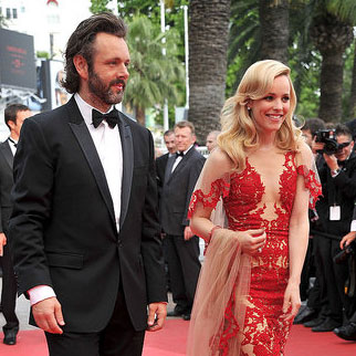 Rachel McAdams and Michael Sheen Photos in Cannes at Midnight in Paris Premiere 2011-05-11 15:06:05