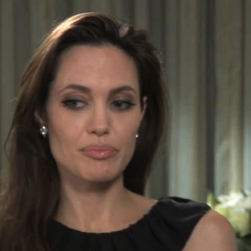 Angelina Jolie Extra Interview Video on New Tattoo, Brad Pitt and Kung Fu Panda 2 With Jack Black