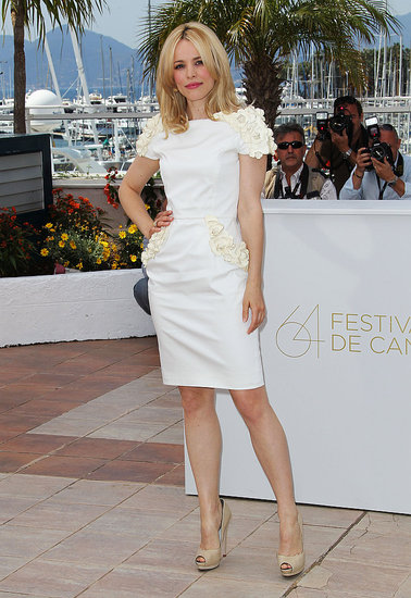 Rachel McAdams Has Eyes For Michael Sheen at the Cannes Premiere of Midnight in Paris
