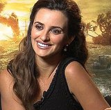 Penelope Cruz Video on Pirates of the Caribbean: On Stranger Tides