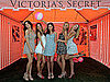 Pictures of Miranda Kerr, Alessandra Ambrosio, Adriana Lima at Victoria's Secret Event at The Grove