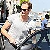 Pictures of Alexander Skarsgard in LA