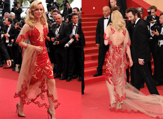 Rachel McAdams's Marchesa Moment From All Angles!