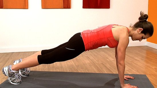 Tone Your Arms and Abs With the Up-Down Plank