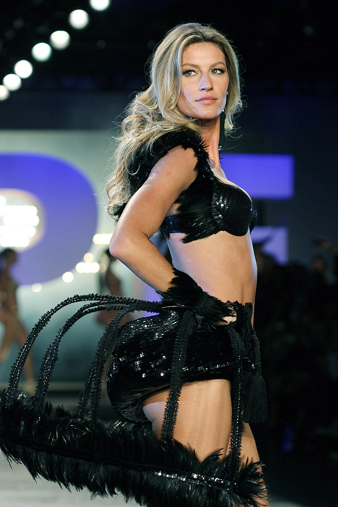 Gisele Bundchen Launches Her Own Lingerie Line with a Victoria's Secret-Like Runway Show