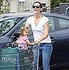 Jennifer Garner and Seraphina Affleck Visiting Whole Foods in LA