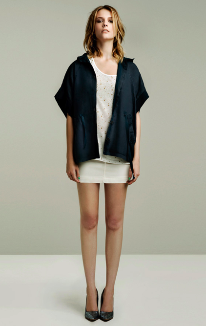 Zara's Summer Cool May Lookbook