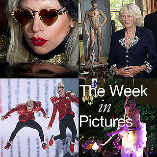 Eurovision, Cannes Film Festival, and Lady Gaga Pictures