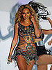 Pictures of Beyonce Knowles Performing in a Sexy Dress at the 2011 Billboard Music Awards