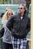 Britney Spears Takes Jason Trawick Out to Sean Preston's Ball Game