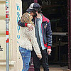 Sienna Miller and Tom Sturridge Pictures Kissing in Vienna