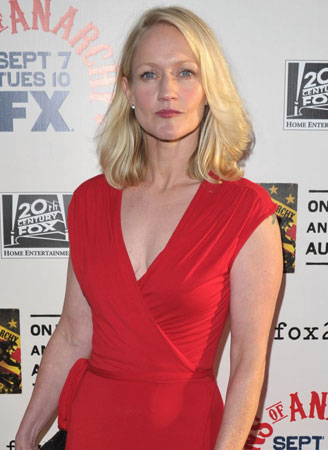 Paula Malcomson as Mrs. Everdeen